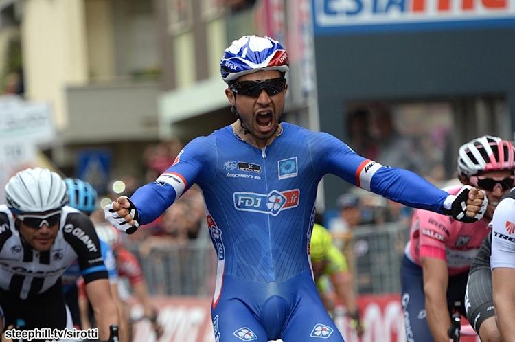 2014环意第7赛段,布阿尼获得环意第二个赛段冠军