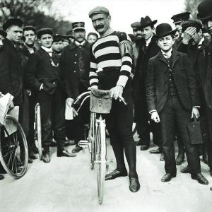 老照片回顾百届环法自行车大赛