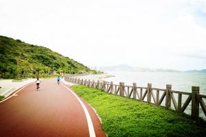 喜欢深圳的那条mile官网路线?